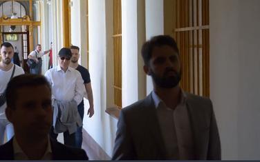 Gruevski ispred suda u Budimpešti