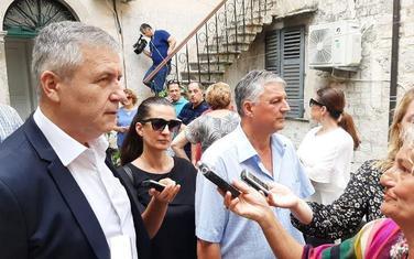 """""""To je neistina"""": Aprcović je bio direktor JKP–a"""