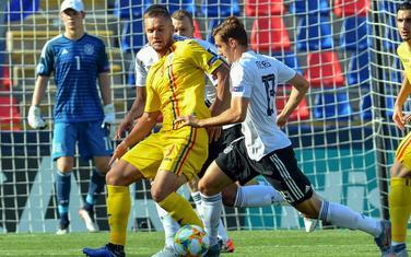 Sa meča Njemačka - Rumunija