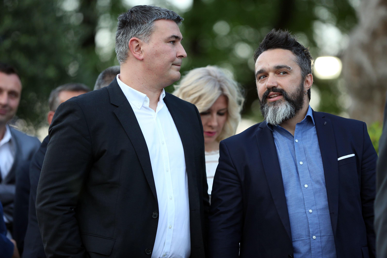 Sa prijema (foto: Filip Roganović)