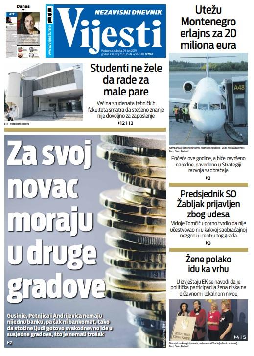 Naslovna 29. jun
