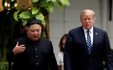 Sa jednog od prethodnih susreta Kima i Trampa