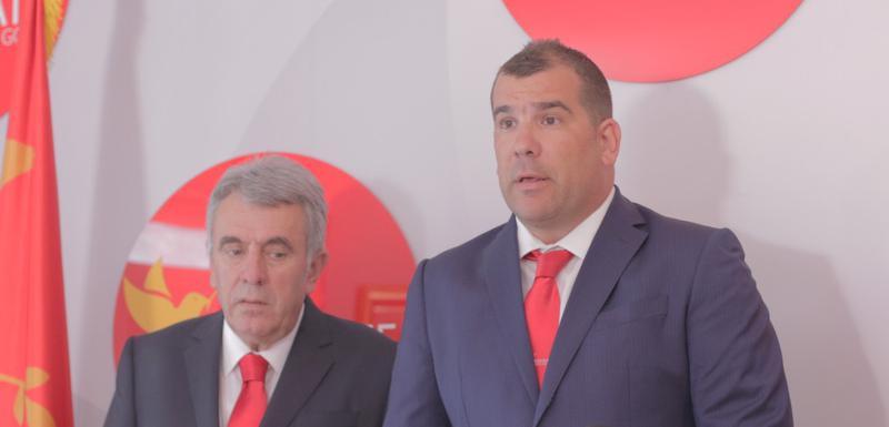 Krapović na konferenciji