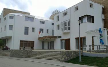 Račun imaju u Beranama. Zgrada Opštine Petnjica