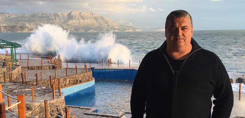 Iznenada preminuo u Austriji: Nebojša Vujisić (Foto: Privatna arhiva)