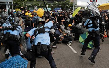 Sukobi na ulicama