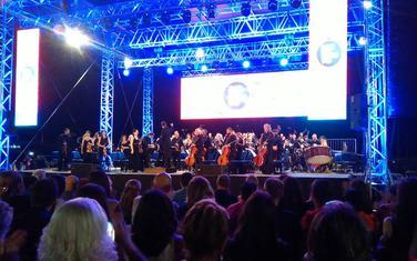 Sa koncerta na otvaranju Ljetopisa