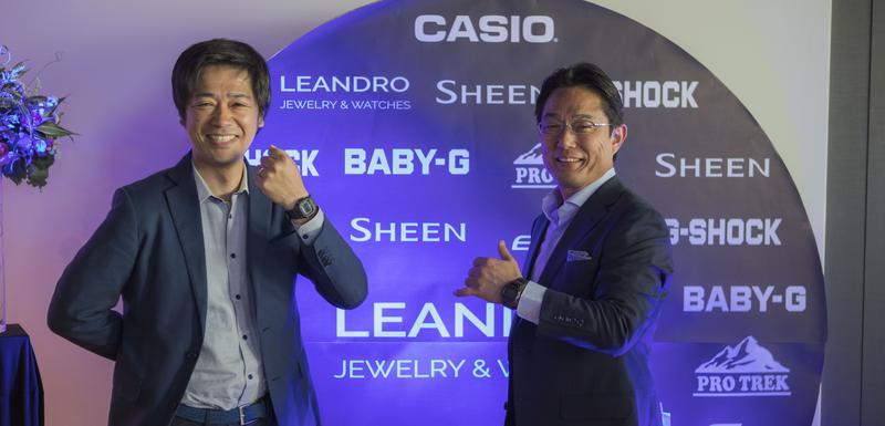 """""""Casio je oduvijek bila firma koja prihvata izazove"""": Kikuo Ibe"""