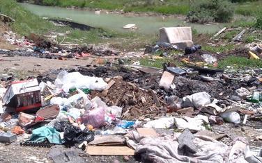 Jedna od deponija u Nikšiću