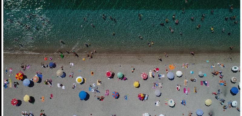 Tipični profil za duge šetnje plažom