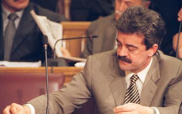 Bulatović u crnogorskom parlamentu