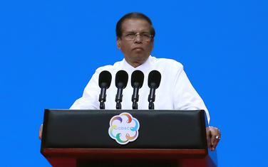 Predjsednik Šri Lanke Maitripala Sirisena