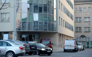 Zgrada Centra bezbjednosti Podgorica