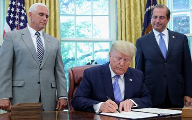 Tramp u Ovalnom kabinetu