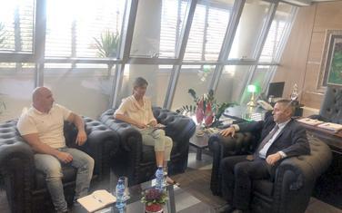 Sa sastanka Veljovića, Gorjanc Prelević i Zekovića