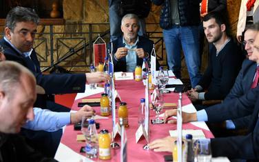 Koga obavezuje Sporazum o budućnosti: Sa sastanka lidera opozicije i Pokreta Odupri se