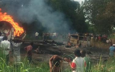 Nigerija eksplozija cistjerne