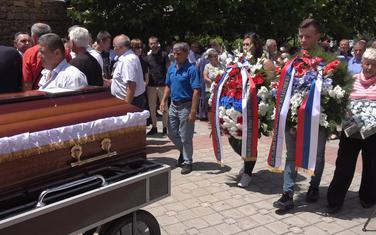 Sa sahrane Bulatovića