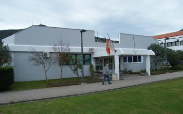 Zgrada Vodovoda u Budvi