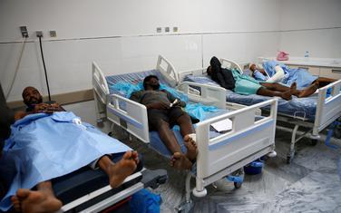 Ranjeni migranti u bolnici nakon napada
