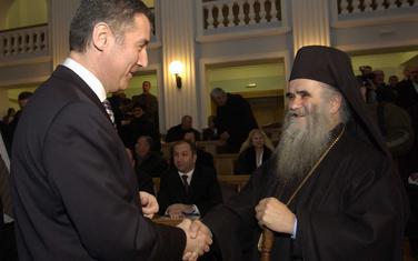 Đukanović i Amfilohije