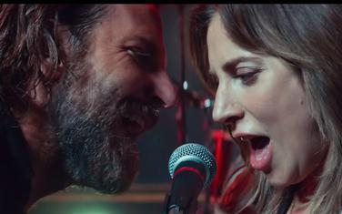 """Gaga i Kuper u filmu """"Zvijezda je rođena"""""""