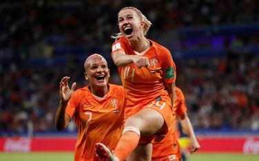 Slavlje Holanđanki