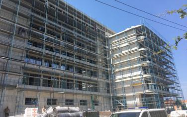 Gradilište hotela u Kumboru