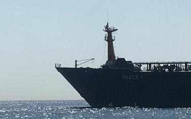 Supertanker Grejs 1