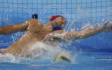 Miloš Šćepanović na Olimpijskim igrama u Pekingu