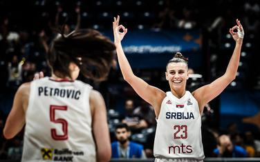 Novljanka Ana Dabović je bila najefikasnija sa 19 poena