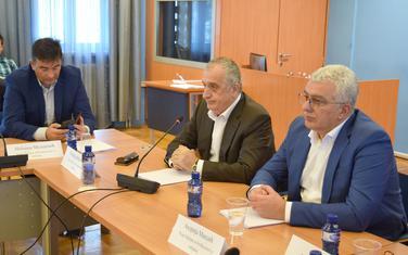 Sa ranije sjednice Odbor za bezbjednost