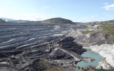 Površinski kop Rudnika uglja