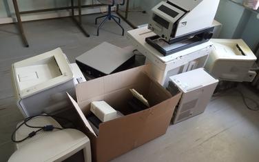 Prikupljeni elektronski otpad