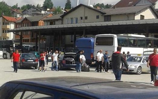 Autobuska stanica u Rožajama