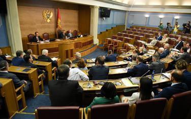 Ako se sumnja u sukob interesa mora se dati izjava prije rasprave: Skupština Crne Gore