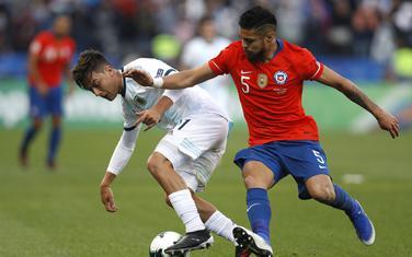 Argentina - Čile