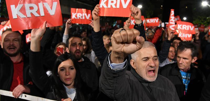 """Pokret """"Odupri se"""" u fazi prestrojavanja: Sa građanskih protesta"""