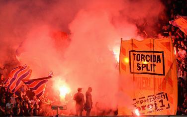 Navijači Hajduka