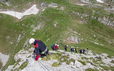 Uvita greda je na 2.200 metara nadmorske visine