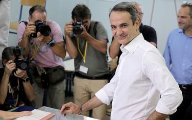 Mnogi ga vide kao proevropskog liberala: Kiriakos Micotakis