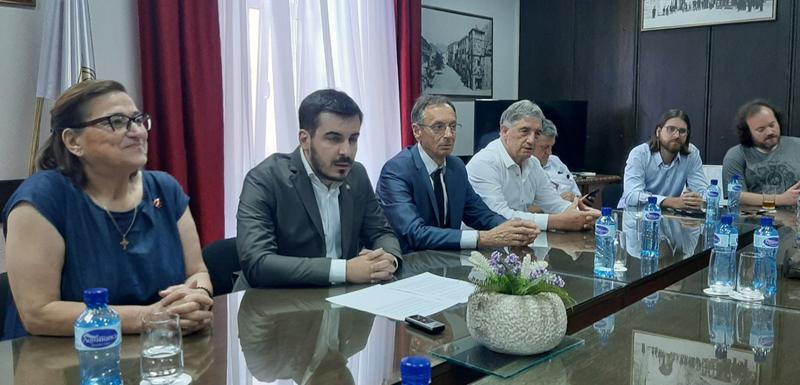 Sa pres konferencije u Kotoru