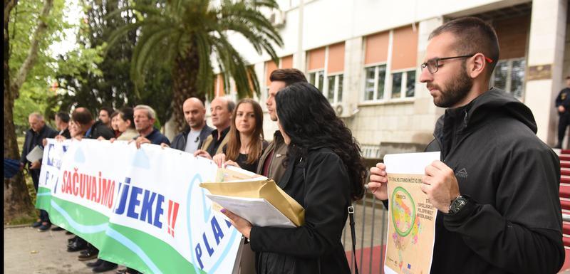 Skupštini je upućen zahtjev za zabranu mHE, ali nema garancija o rokovima u kojima će podnosioci dobiti odgovor