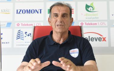 Dragoljub Đuretić, trener OFK Titograda