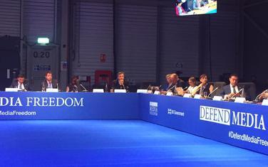 Sa konferencije o slobodi medija u Londonu