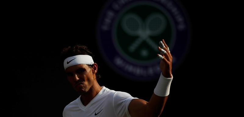 Pedeseta pobjeda na Vimbldonu: Rafa Nadal