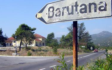 Prostorije mjesne zajednice na Barutani
