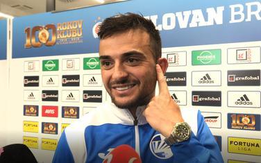 Damir Kojašević nakon meča protiv Slovana