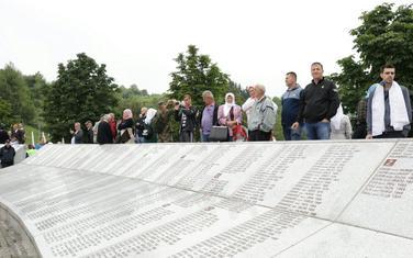 Detalj sa komemoracije