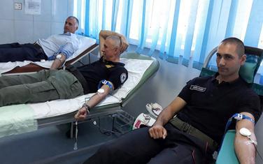 Sa akcije dobrovoljnog davanja krvi